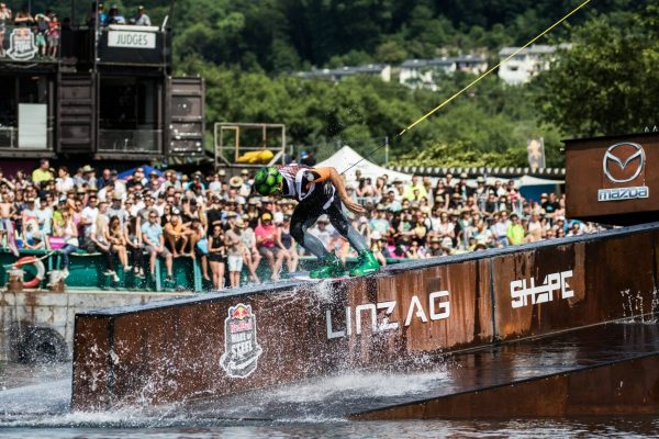 Red Bull Wake Of Steel – Athletes Stories
